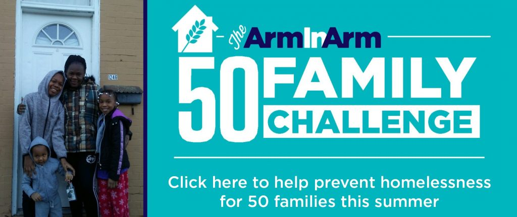 At risk of eviction, foreclosure or utility shut-off? | Arm In Arm