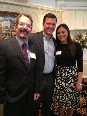 Eric Schwartz, Warren Wilson, Jenna Wilson
