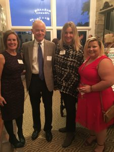 Carolyn Biondi, David Hill, Leah McDonald, Jenn Johnston