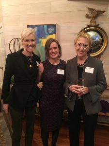 Elizabeth Baughan, Carolyn Biondi, Maureen McCormick