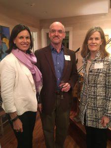 Jane Henderson, Paul Knight, Marcia Shackelford