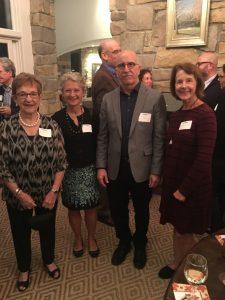 Nancy Richardson, Sallye Zink, Phil Unetic, Martha Lashbrook