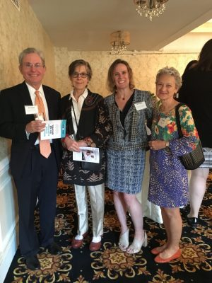 Gary & Karen Patteson, Carolyn Biondi, Sallye Zink