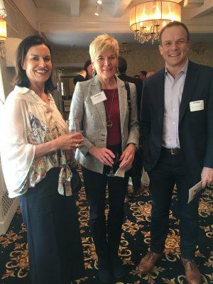 Jane Henderson, Terry Adams, Stuart Henderson