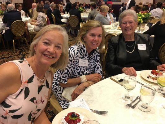 Nell Haughton, Martha Sword, Cynthia Hendriskson